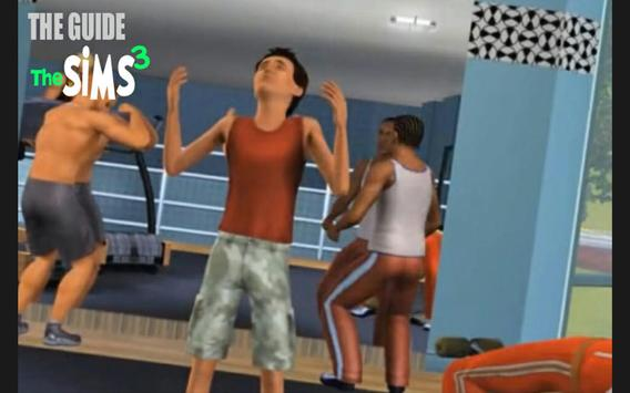 THE GUIIDE SIMS 3: THE GAME poster