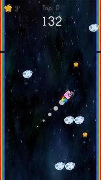 Nyan Cat : Space Cat screenshot 3