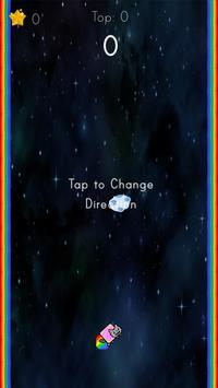 Nyan Cat : Space Cat screenshot 1