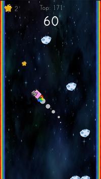 Nyan Cat : Space Cat screenshot 2