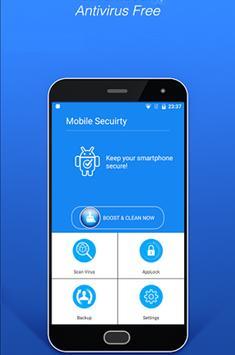 Hi Security Antivirus 2017 screenshot 1
