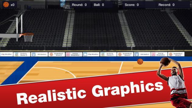 Basketball Shoot 2 poster