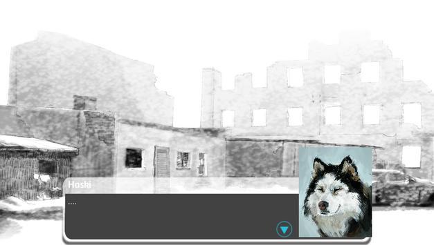 """Визуальная Новелла """"Выживший"""". 18+ screenshot 2"""