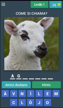 Come si chiama? (Animali) poster