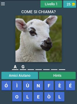 Come si chiama? (Animali) screenshot 11