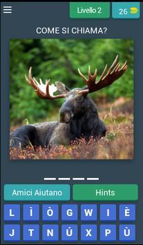 Come si chiama? (Animali) screenshot 2
