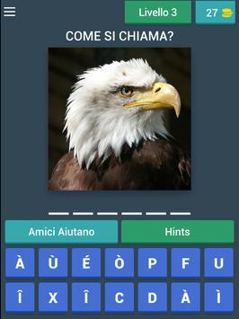 Come si chiama? (Animali) screenshot 9
