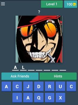 Anime Character Quiz! screenshot 6