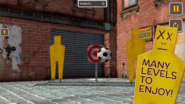 Swipeball - Street Football captura de pantalla 2