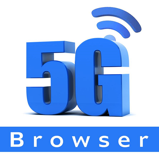 5G Speed Browser: Light & Fast - Speed Up Internet