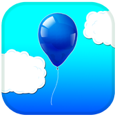 High Rise Up Balloon أيقونة