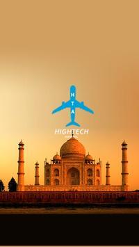 HighTech Airways poster