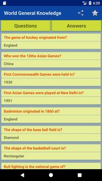 World General Knowledge 2017 for Android - APK Download