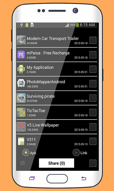 Apps Share Pro for Android - APK Download