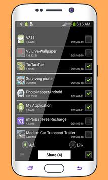 Apps Share Pro screenshot 1