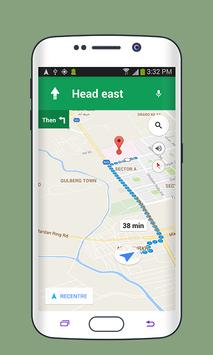 Route Finder Free apk screenshot