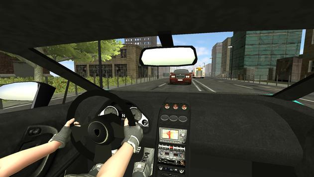 Highway Car Drive apk screenshot