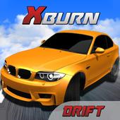 Drift X BURN أيقونة