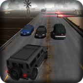 Highway Gangster Car Drive icon