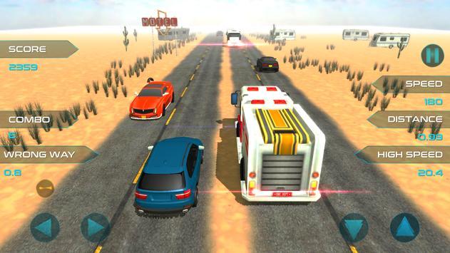 Highway Gangster Car Drive apk screenshot