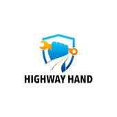 Highway Hand Roadside Assist icon