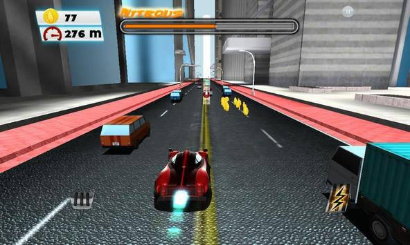Highway Street Racer poster