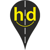 highway delite - Discover Travel Plan Road Trips icon