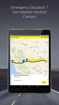 highway delite - Discover Travel Plan Road Trips apk screenshot