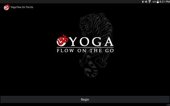 Yoga Flow on the Go apk screenshot