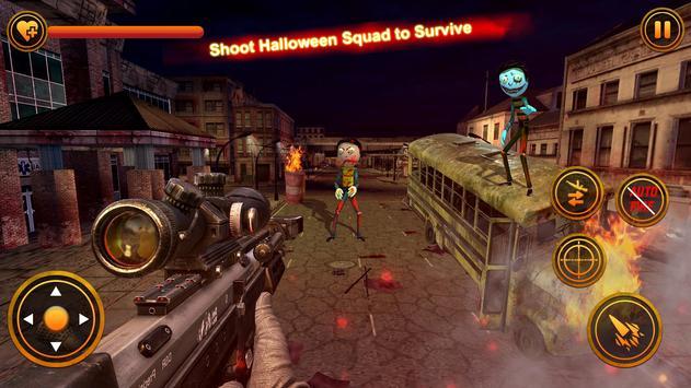 Stickman Zombie Counter Shooter: Last Man Survival screenshot 5