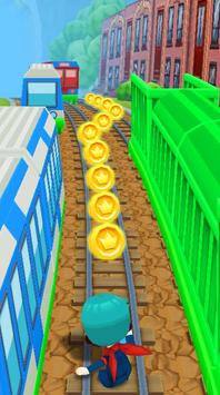 Ninja Endless Run Surfers screenshot 2