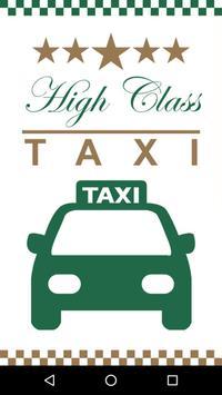 HighClass Taxi Driver poster