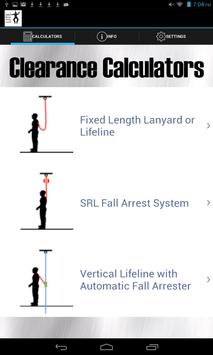 FallClear LITE - Calculators poster