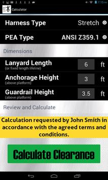 FallClear LITE - Calculators screenshot 10