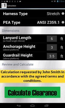 FallClear LITE - Calculators screenshot 2