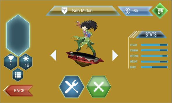Blade Battle screenshot 1