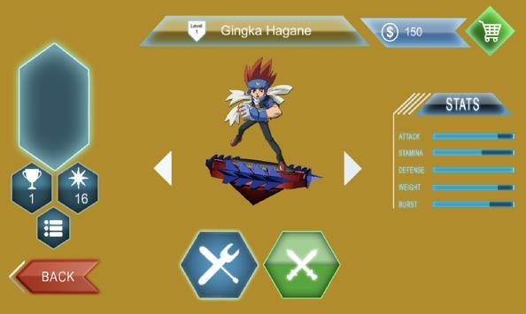 Blade Battle screenshot 2