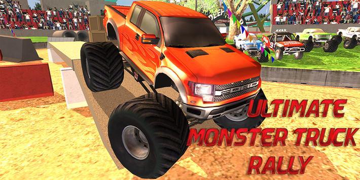 ULTIMATE MONSTER TRUCK RALLY screenshot 10