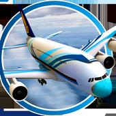 Real Euro Plane Flight Simulator 2018 icon