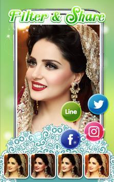 Bridal Hijab Salon apk screenshot