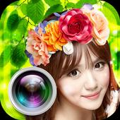 Bride Floral Hair Photo icon