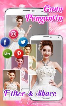 Gaun Pengantin apk screenshot