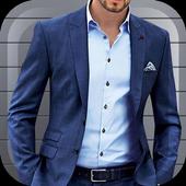 Man Fashion Suit icon