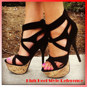 High Heel Style Reference icon