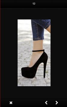 High Heel Style Reference apk screenshot