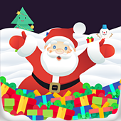 Super Santa Claus Gifts 2k18 🎅 icon