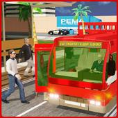 Modern Bus Simulator icon