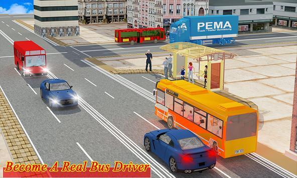 Modern Bus Simulator apk screenshot