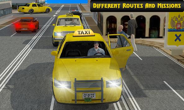Real Taxi Simulator poster