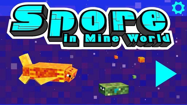 Spore In Mine World screenshot 3